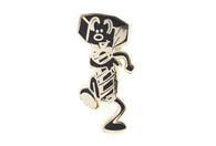 Cant Skate Bolt Pin - Black/Gold