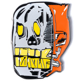 Jean-Michel Basquiat - Robot Pin