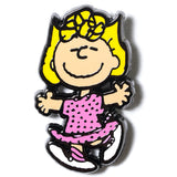 PEANUTS Originals - Sally Pin