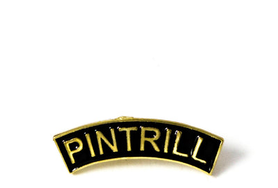 PINTRILL Text Pin