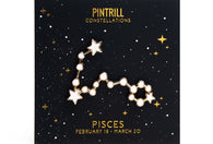 Constellations - Pisces Pin