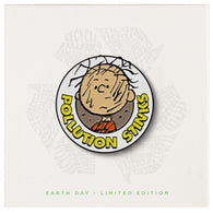 Peanuts - Pollution Stinks Pig-Pen Pin