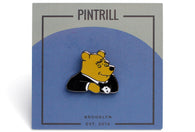 Fancy Bear Pin