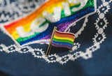 Levi's - Pride Flag Pin