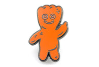 Sour Patch Pin - Orange
