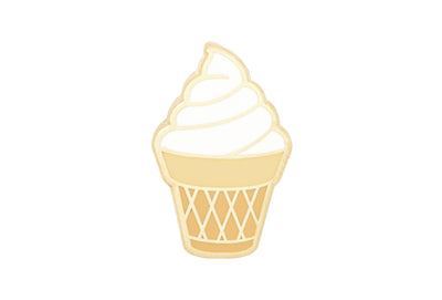 Billionaire Boys Club - Ice Cream Pin