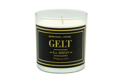 Premium Gelt Candle - DetroitWick x PINTRILL