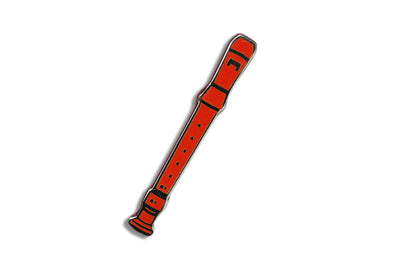 Recorder Pin