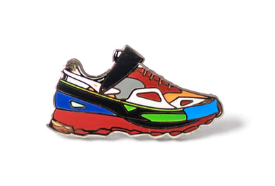 Response Sneaker Pin - Red