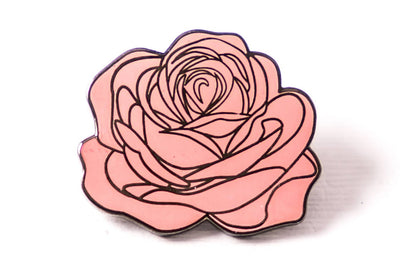 Careaux - Dedication Rose Pin - Pink