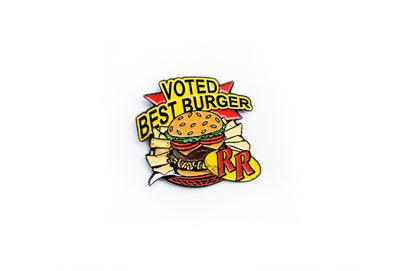 Vintage Red Robin Pin 3