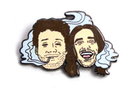 Pineapple Express - Dale and Saul Pin
