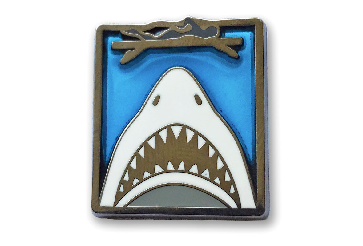 Shark Bait Pin