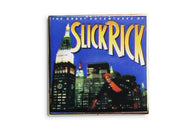 THE GREAT ADVENTURES OF SLICK RICK 30th Anniversary Pin