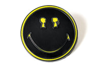 Boy Meets Girl - Smiley Pin