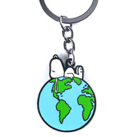 PEANUTS - Keep It Clean Keychain