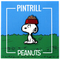 Peanuts - Snoopy Bowl Pin