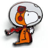 Peanuts - Astronaut Snoopy Sitting Pin