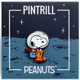 Peanuts - Astronaut Snoopy Standing Pin