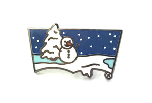 Levi's - Winter Wonderland Arcuate Pin