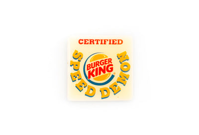 Vintage Burger King Pin 15