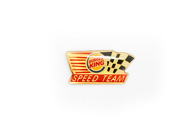 Vintage Burger King Pin 10
