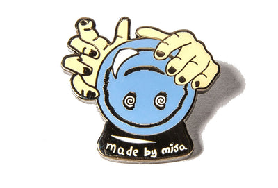 """By Mija - Sp00ky Pin"""