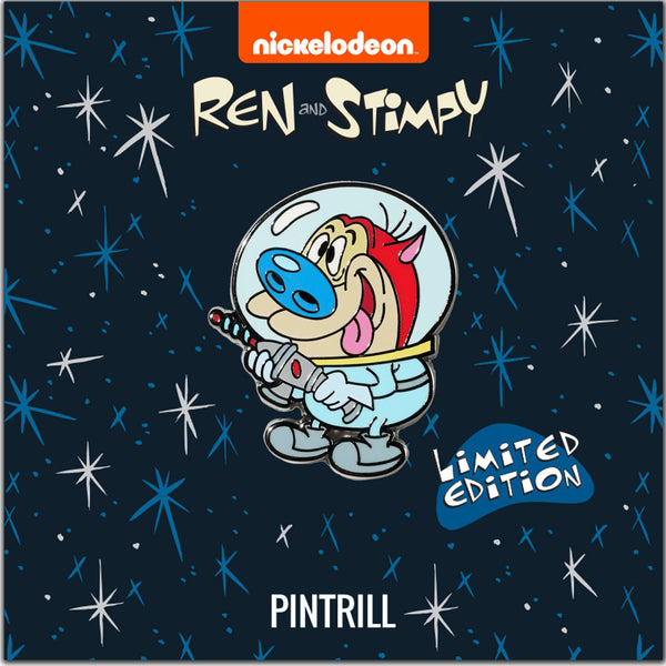 REN & STIMPY - Space Madness Stimpy Pin