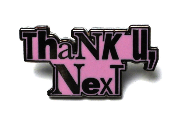 Thank U, Next Pin