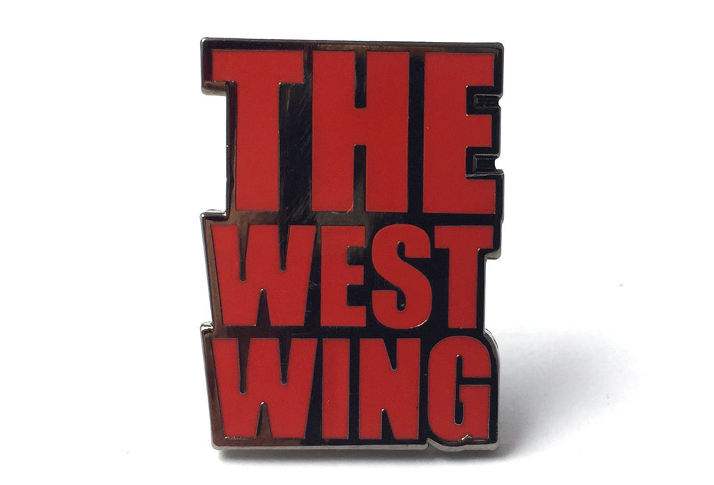 The West Wing Pin