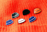 Tiny Hats - Black Hat Pin