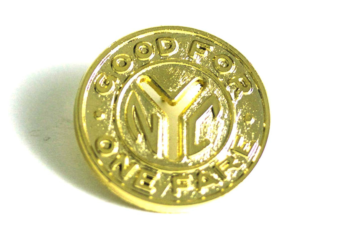 "The ""Token"" Pin"