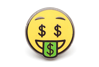 Money Tongue Pin