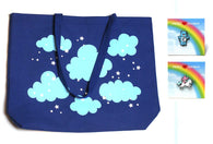 Care Bears - Tote Bag and Pins