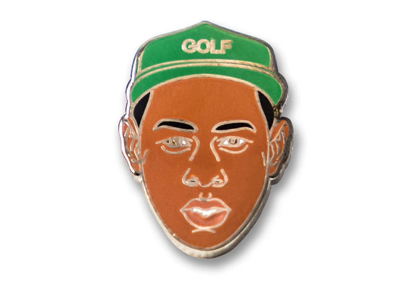Green Hat Pin