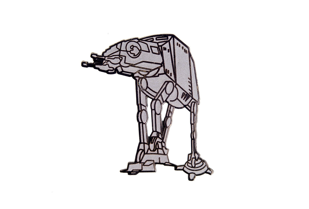 Vintage AT-AT Walker Pin