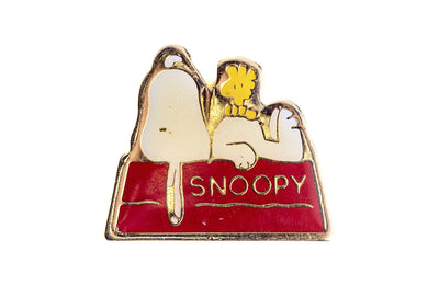 Vintage Snoopy 1 Pin