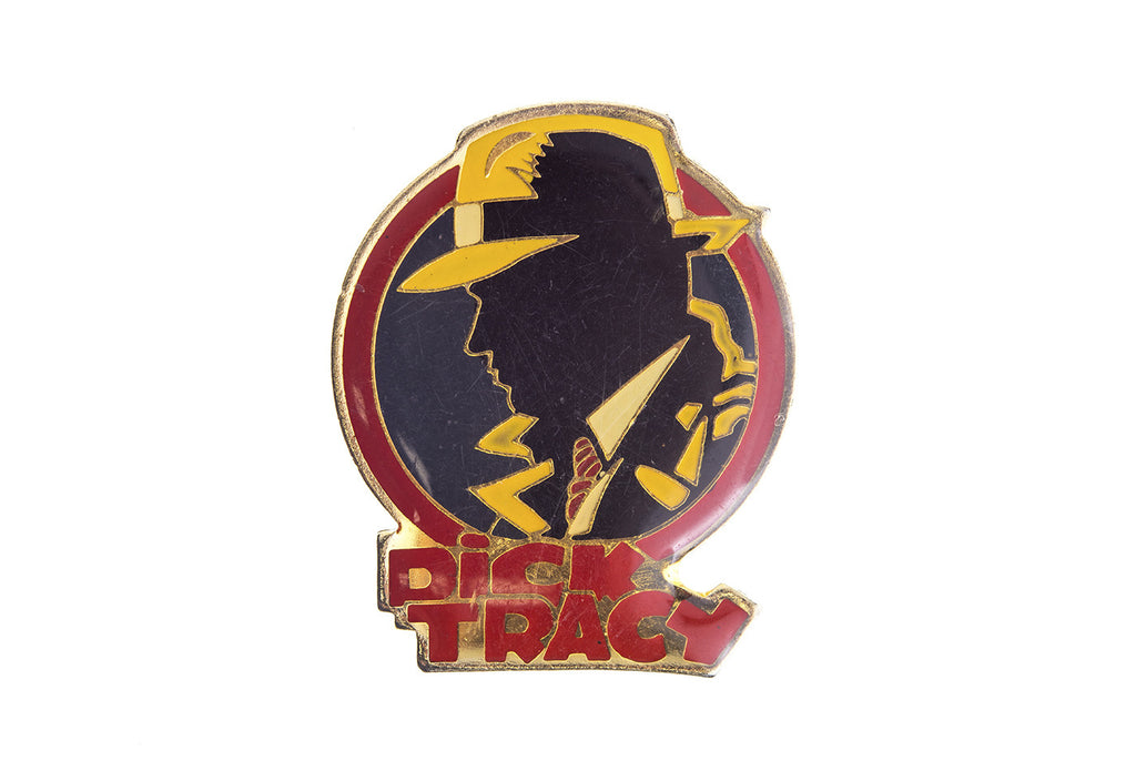 Vintage Dick Tracy Pin