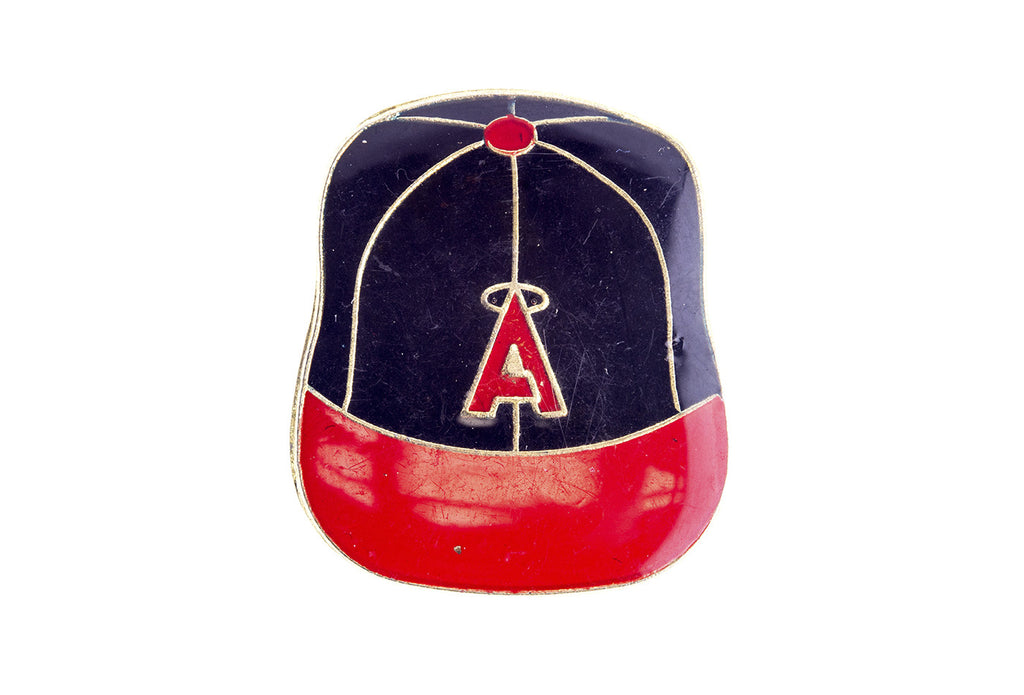 Vintage LA Angels Hat Pin