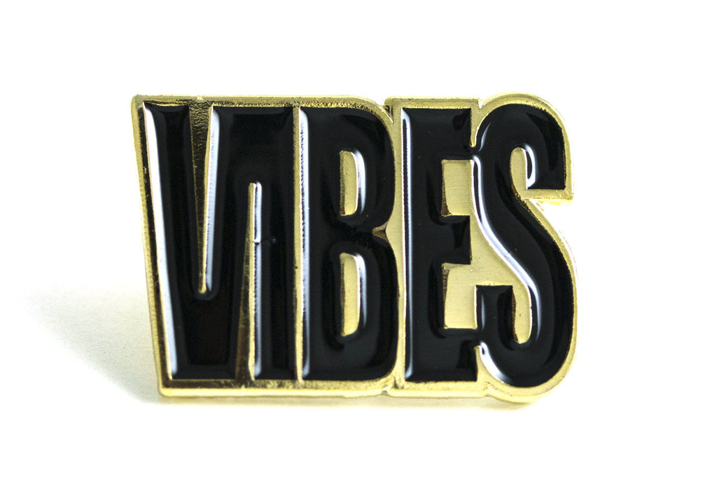 Pin VIBES