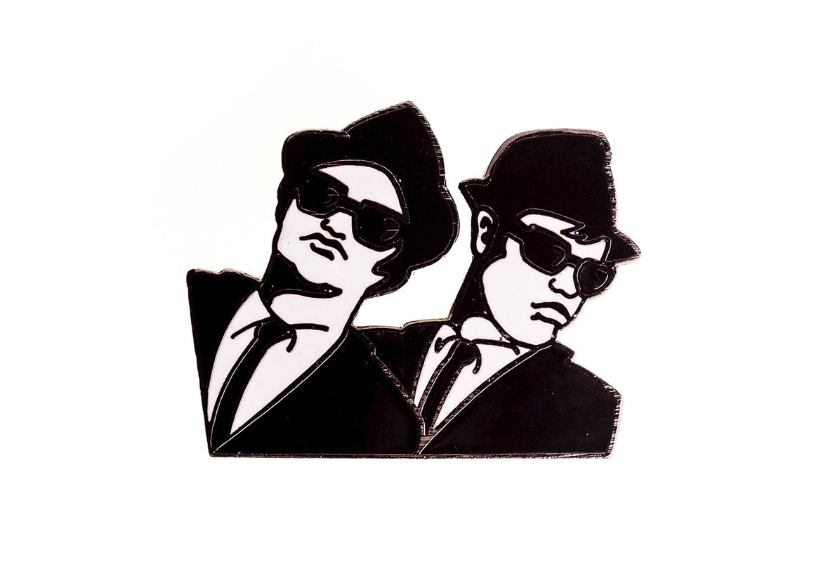 Vintage Blues Brothers Pin
