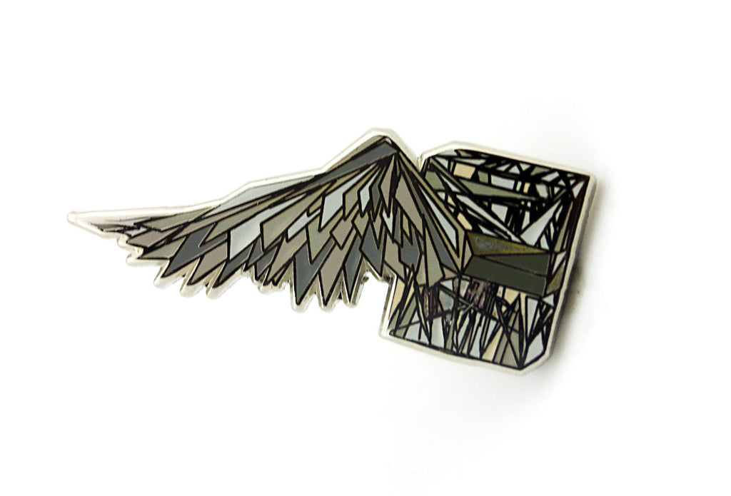 Naturel - Cash Wings Pin