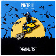 Peanuts - Woodstock Witch Pin