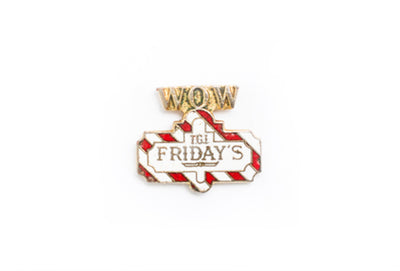 Vintage Friday's Pin