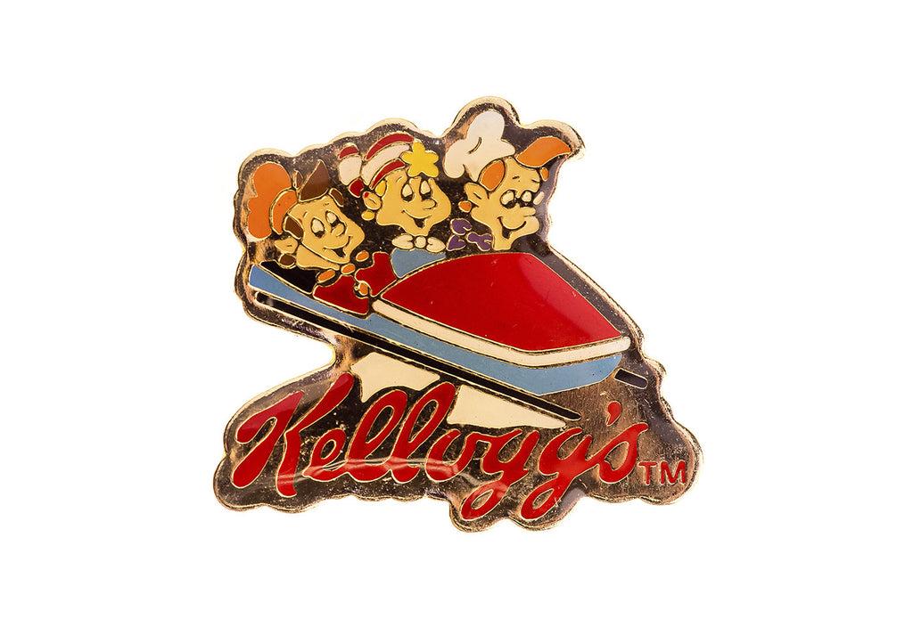 Vintage Snap, Crackle and Pop Pin