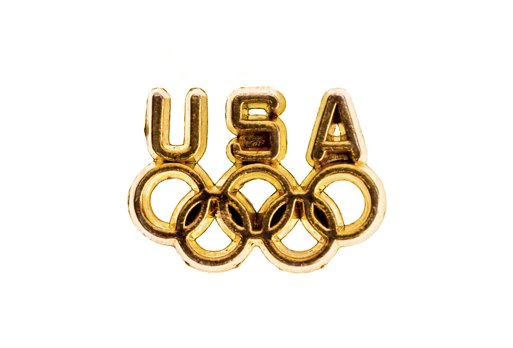 Vintage USA Olympic Pin