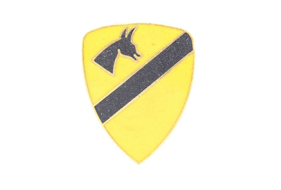 Vintage 1st Cavalry Pin