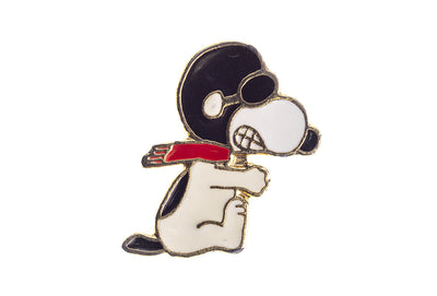 Vintage Snoopy 2 Pin