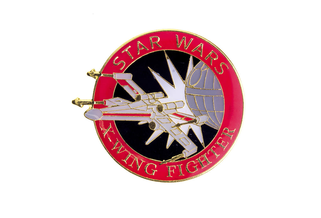 Vintage Star Wars X-Wing Fighter Pin