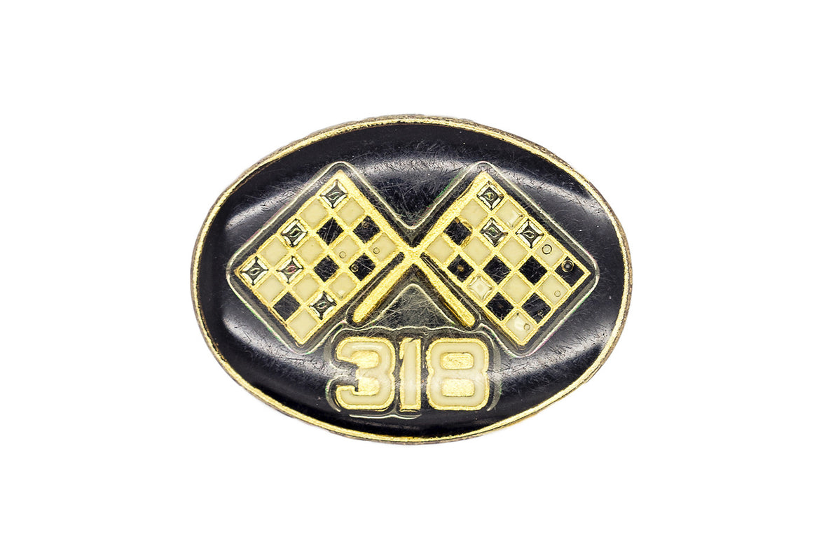 Vintage 318 Automotive Pin
